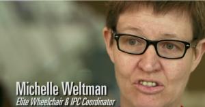 Michelle Weltman previews the London Marathon elite wheelchair races   YouTube